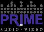 Prime Audio Video Logo